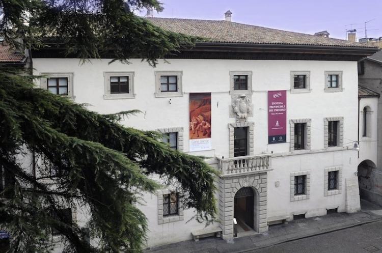 Palazzo Roccabruna a Trento