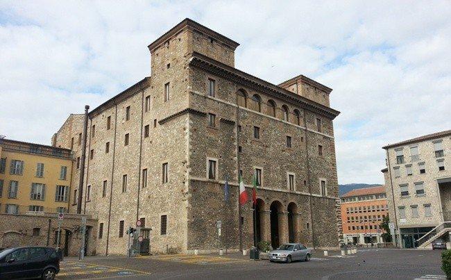 Palazzo Spada a Terni