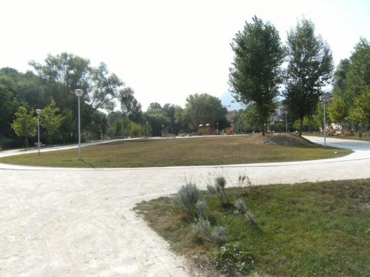 Parco Urbano di Santo Spirito ad Avellino