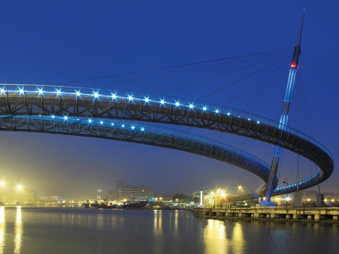 Ponte del Mare a Pescara