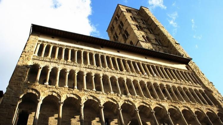 Chiesa di Santa Maria della Pieve ad Arezzo