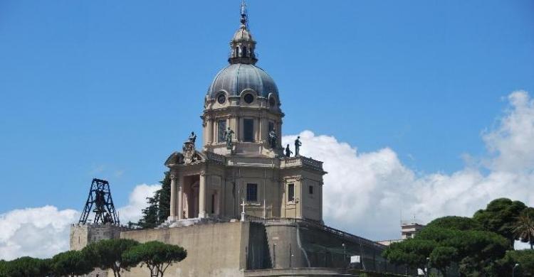 Sacrario di Cristo Re a Messina