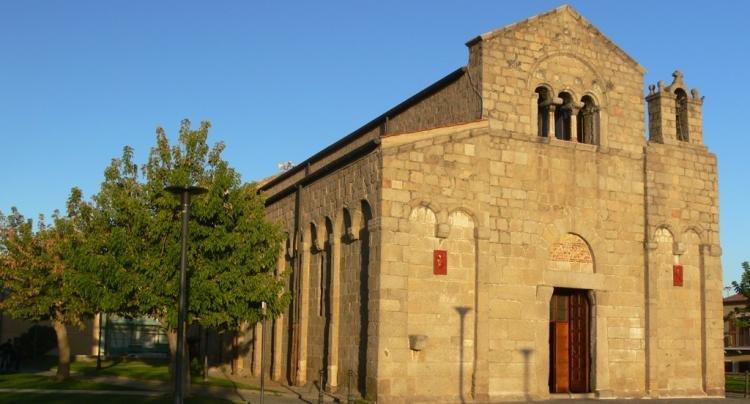 Basilica di San Simplicio ad Olbia