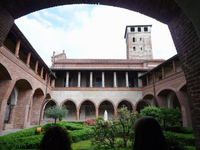Complesso Monumentale dell'Abbazia dei Santi Nazario e Celso a Novara