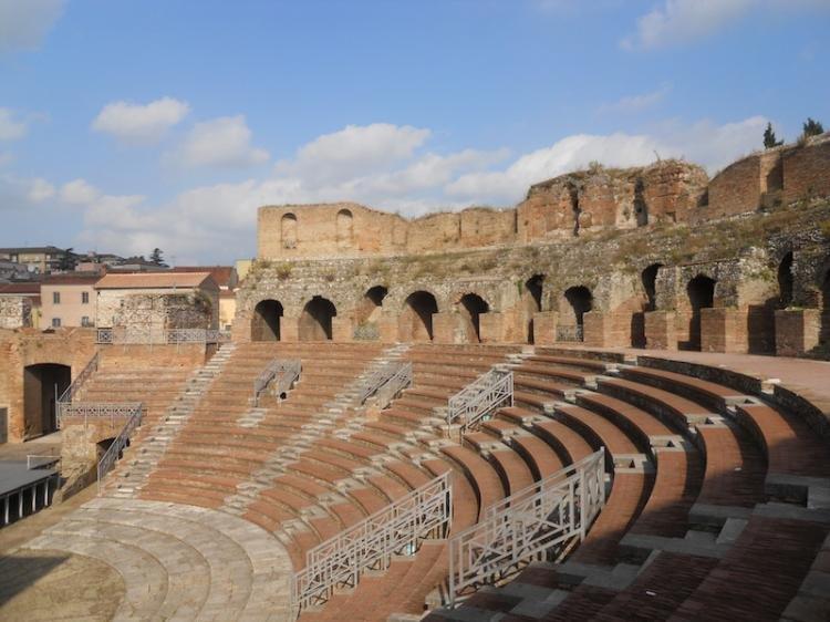 Teatro Romano di Benevento