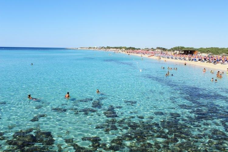 Porto Cesareo e le sue spiagge