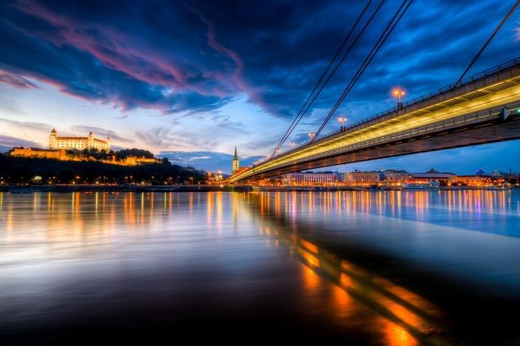 Soggiornare a Bratislava