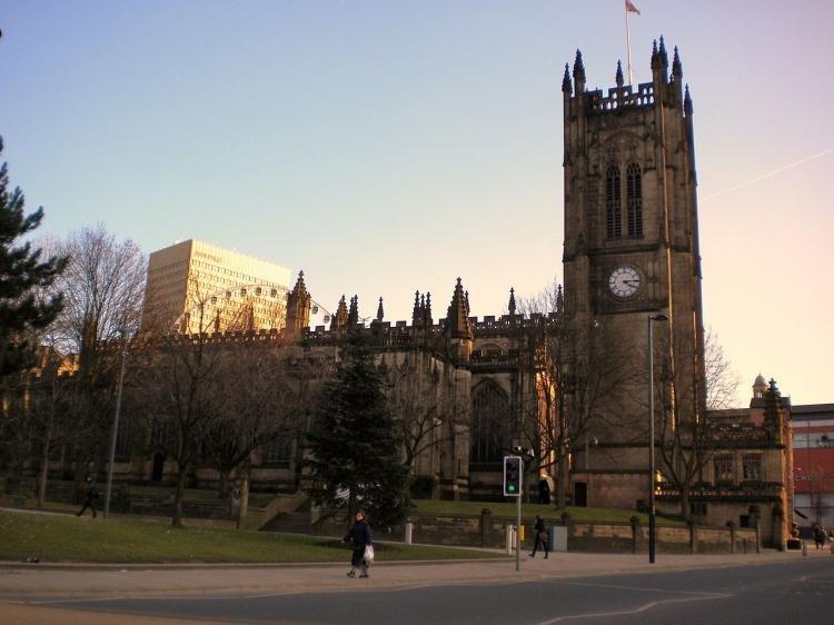 Cattedrale di Manchester