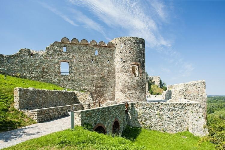 Castello di Devin a Bratislava