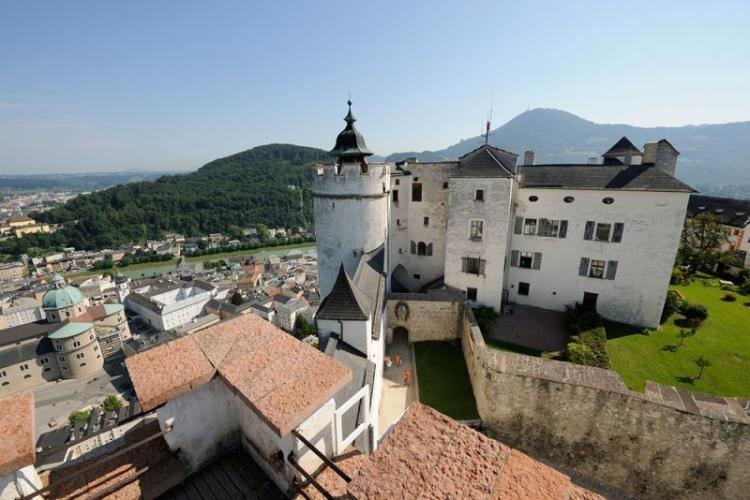Fortezza Hohensalzburg di Salisburgo