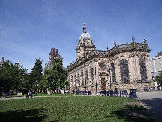 Cattedrale di San Filippo a Birmingham