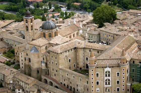 Palazzo Ducale Di Urbino Fidelity Viaggi