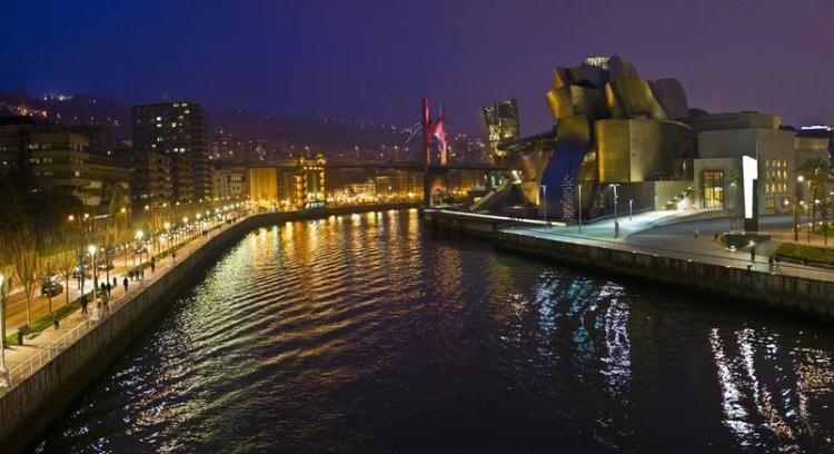 Cosa fare a Bilbao di sera