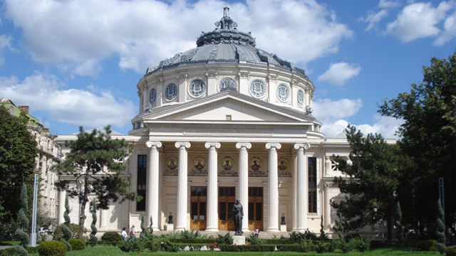 Ateneo Romeno a Bucarest