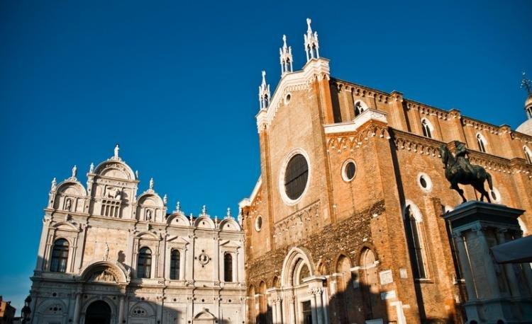 Basilica dei Santi Giovanni e Paolo a Venezia