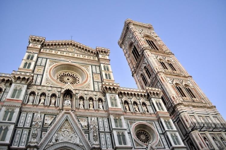 Campanile di Giotto a Firenze