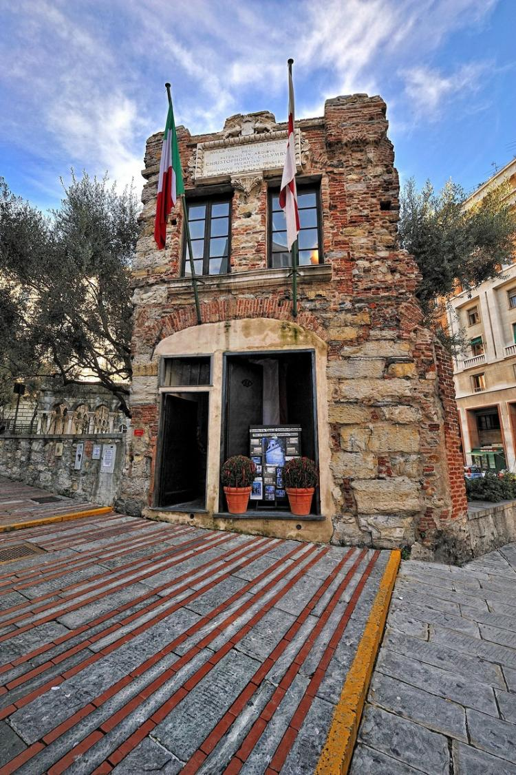 Casa di Cristoforo Colombo a Genova