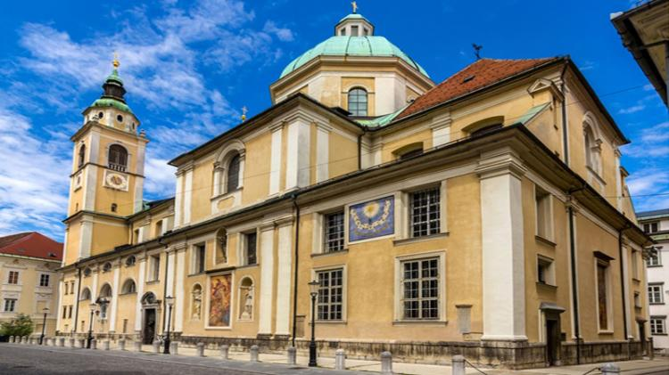 Cattedrale di San Nicola a Lubiana