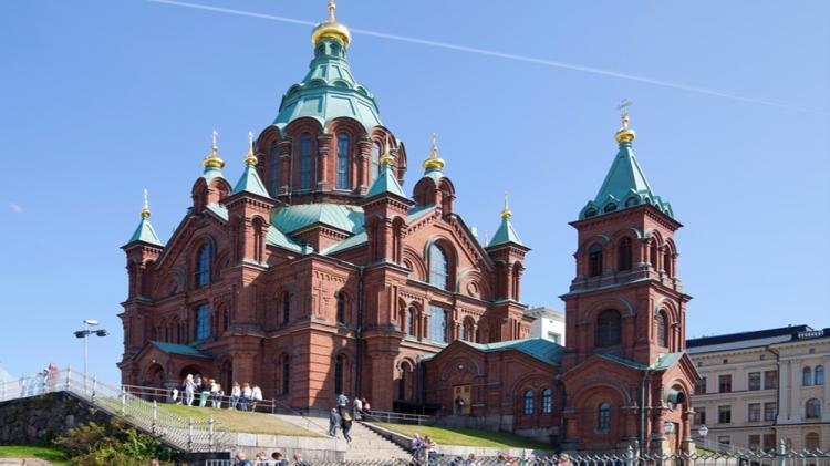 Cattedrale della Dormizione a Helsinki