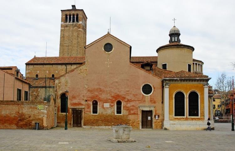 Chiesa di San Giacomo dell'Orio a Venezia