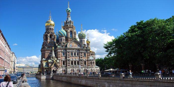 Chiesa del Salvatore sul Sangue Versato a San Pietroburgo