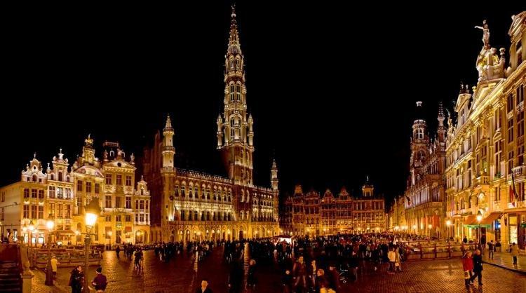 Cosa fare a Bruxelles di sera