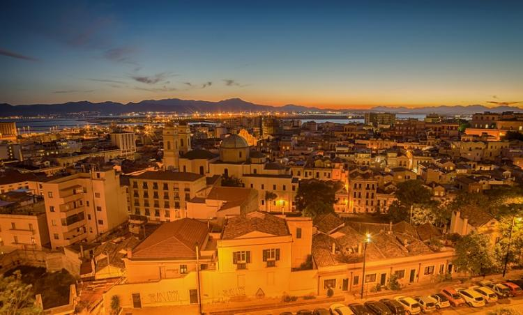 Cosa fare a Cagliari di sera