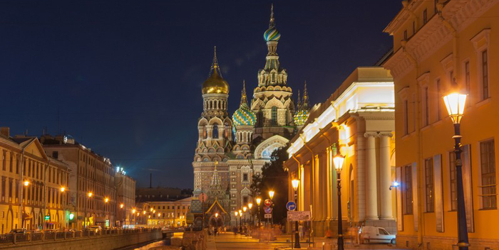 Cosa fare a San Pietroburgo di sera