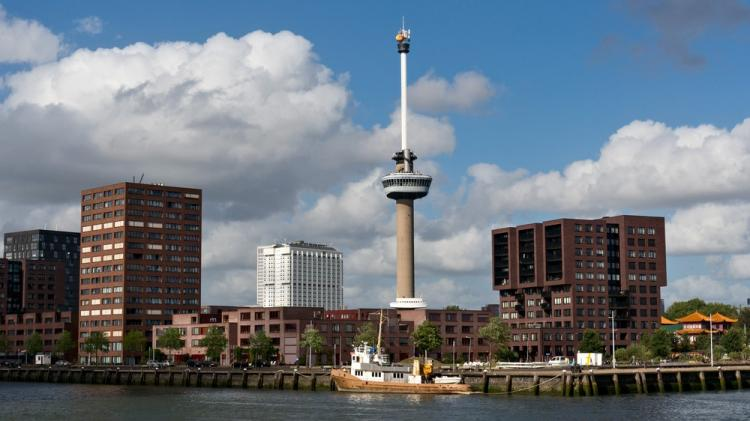 Euromast di Rotterdam