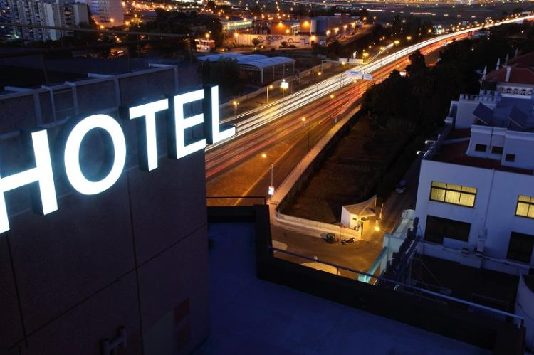 Hotel a Lisbona