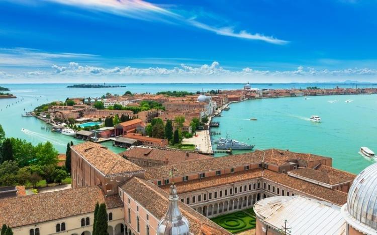 Isola Giudecca a Venezia