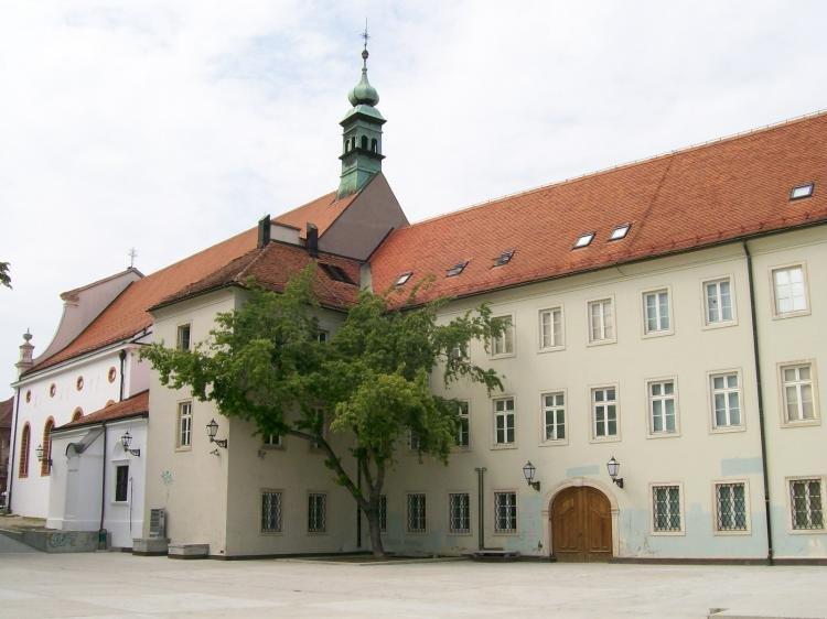 Galleria Klovicevi Dvori a Zagabria