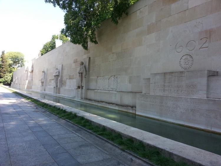 Muro dei Riformatori di Ginevra