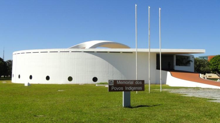 Memorial dei Popoli Indigeni di Brasilia