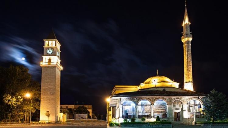 Moschea di Et'hem Bey a Tirana