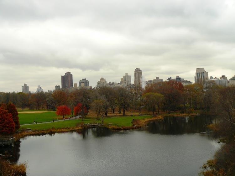 Central Park a New York