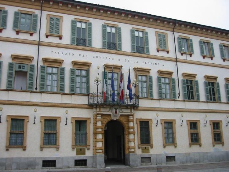Palazzo Natta a Novara