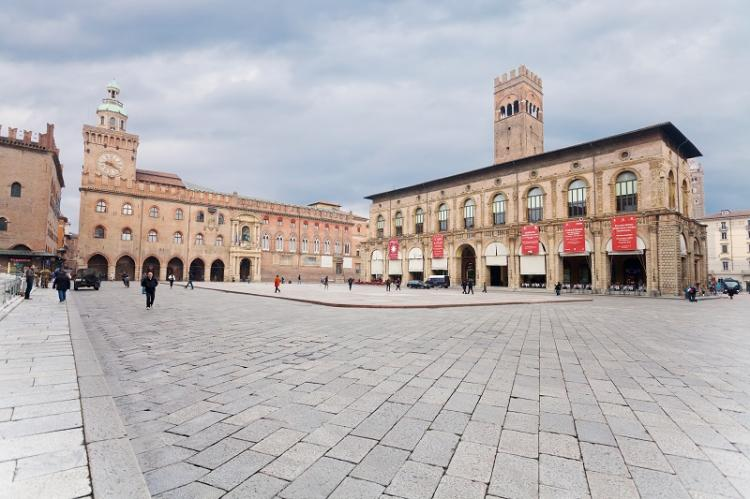 Palazzo d'Accursio a Bologna