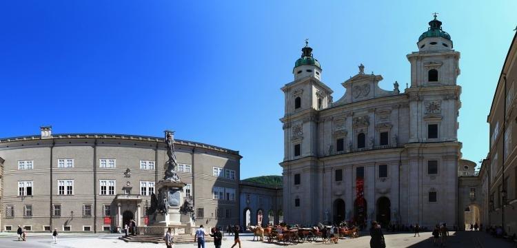 Duomo dei Santi Ruperto e Virgilio a Salisburgo