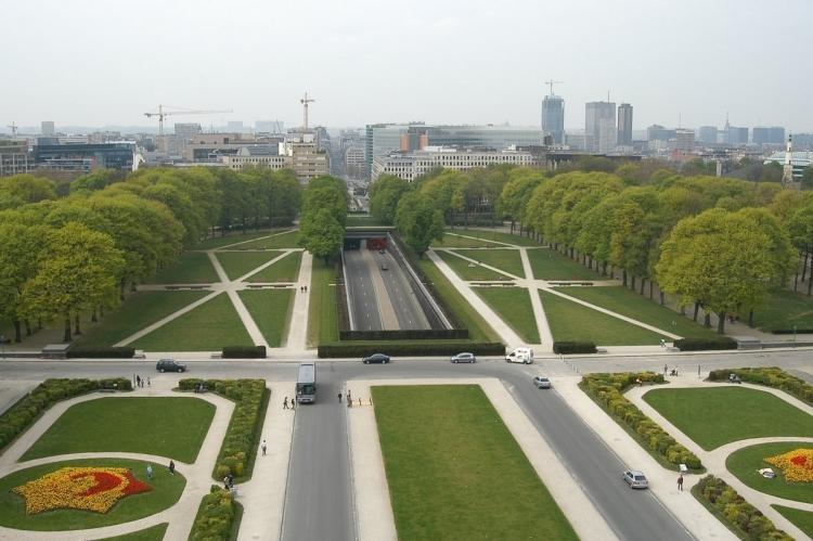 Parco del Cinquantenario di Bruxelles
