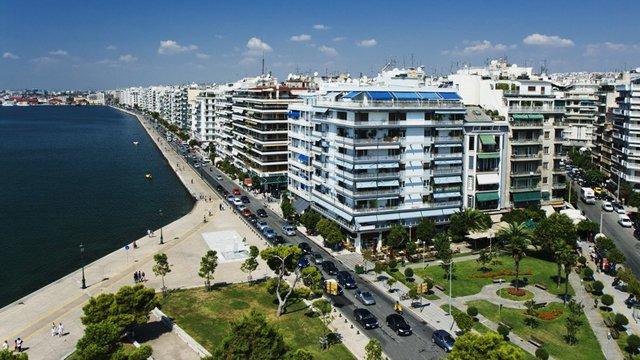 Soggiornare a Salonicco