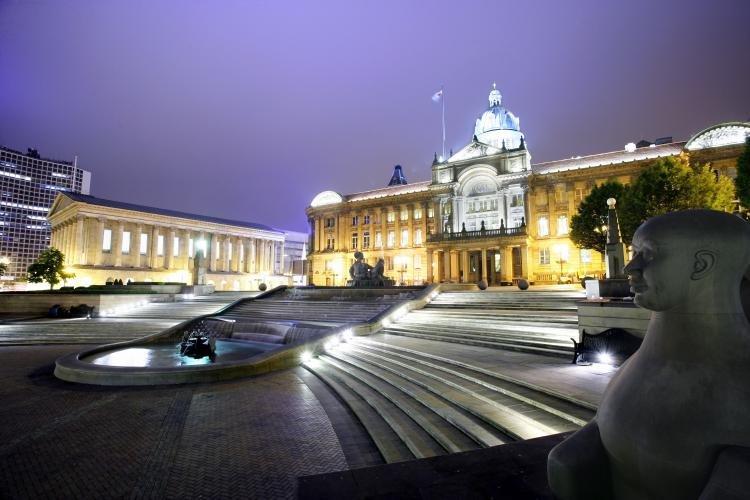 Victoria Square a Birmingham