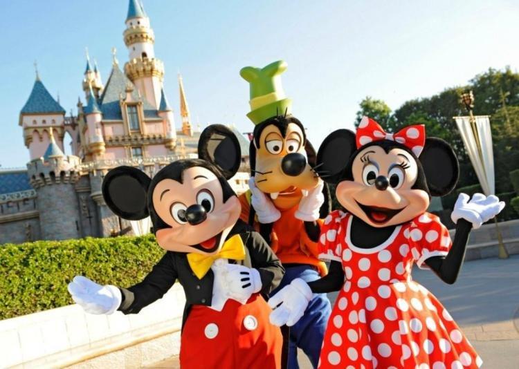 Disneyland a Los Angeles