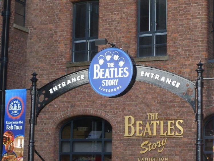 The Beatles Story a Liverpool