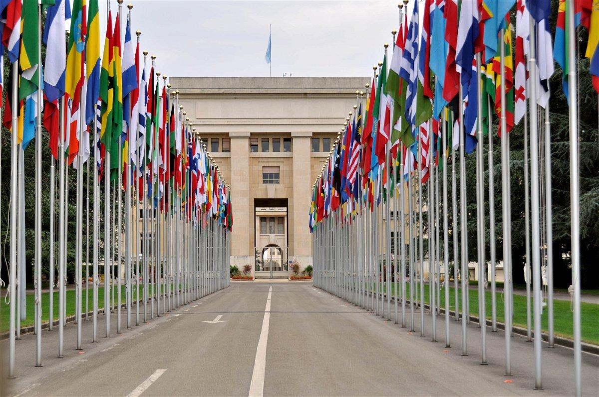 Ufficio delle Nazioni Unite a Ginevra - Fidelity Viaggi