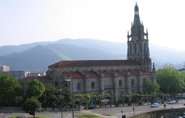 Basilica di Begona a Bilbao