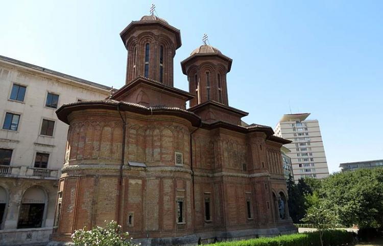 Chiesa Kretzulescu a Bucarest