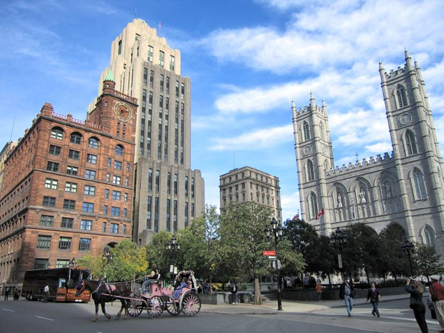 Città Vecchia di Montreal