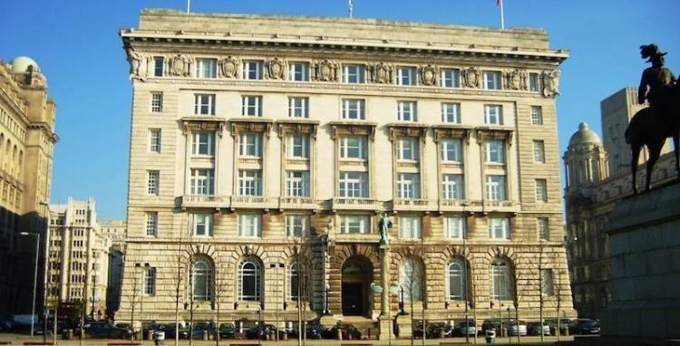 Cunard Building a Liverpool