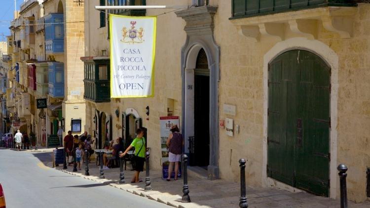Casa Rocca Piccola a La Valletta
